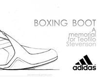 Adidas- Teofilo Stevenson Memorial Boxing Shoe
