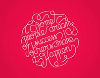 Typography - Quotation #1