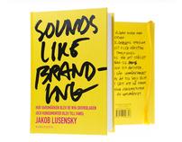 Sounds Like Branding book design