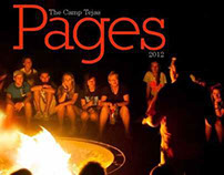 Pages Magazine 2012 for Camp Tejas