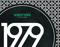 1979 Typography Series