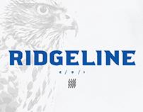 RIDGELINE 201 - FREE DISPLAY FONT