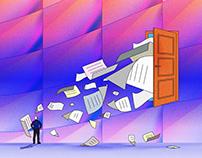 The New York Times - Biden´s tech to-do list