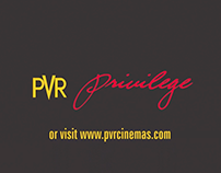 PVR Privilege Loyalty Programme - Introductory film.