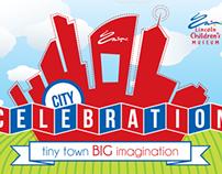 City Celebration Graphics