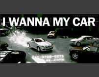 i wanna my car! - short spot 3d animation2