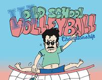 "III & IV Old School Volleyball Championship"""