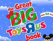"the Great BIG Toys""R""us book"