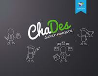 Chades – branding and website