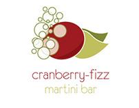 Cranberry Fizz Martini Bar