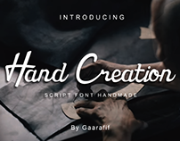 Hand Creation my First Font
