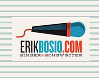 Erik Bosio - Singer & songwriter