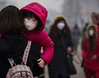 Air pollution linked to fetal brain development proble