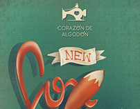 Corazón de Algodón