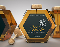 Huchi (honey) product design