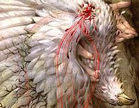Root Bird (illustrated book)