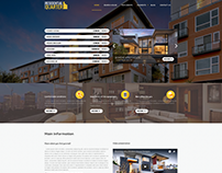 Residential Quarter - Drupal Real Estate theme