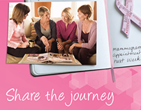 Edith Sanford Breast Health Brand Launch