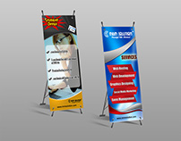 Promotional Standees