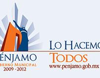Identidad Gobierno Municipal de Pénjamo 2009-2012