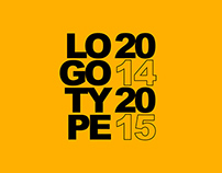 Logotypes 2014/2015