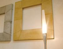 Candle Table Lamp - Mattia Frignani Design
