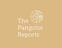 The Pangolin Report - Branding