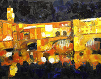 Night on Ponte Vecchio