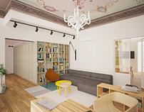 Apartment in Italy - interior design