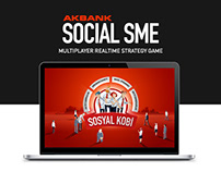 Social SME / Online Realtime Strategy Game