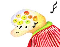 Music monk
