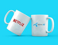 Netflix X Telenor