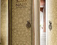 Najd Hotel Opening Ad: DOOR