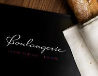 Boulangerie Identity