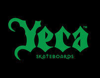 Brand and Decks Yeca Skateboards