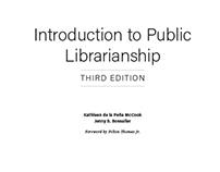 Intro to Public Librarianship