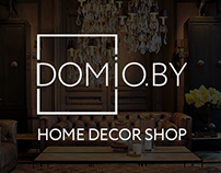 Online store of products for interior design and decor.