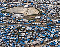 Haiti Refugee Camps