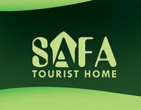 SAFA Tourist Home Branding