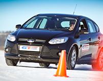 Ice & Snow Tyre Handling
