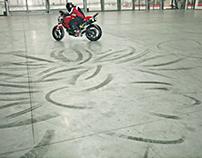 Taft Ducati Style & Ride