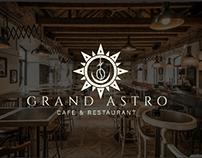 GRAND ASTRO Café and restaurant