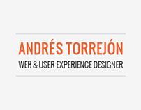 Andrés Torrejón (personal website)