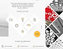 Landing Page - Stretch ceiling
