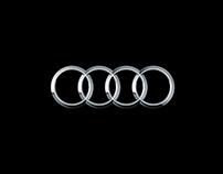 Audi motor show opening