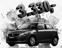 Suzuki autumn campaign 2011