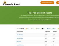 BitcoinFaucetsLand