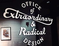 Office of Extraordinary & Radical Design