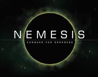 NEMESIS - Title Screen Concepts