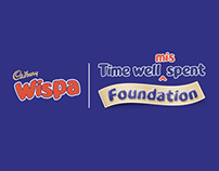 Cadbury Wispa Time Well Mis-spent Foundation